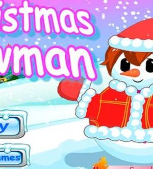 Crea muñeco de nieve