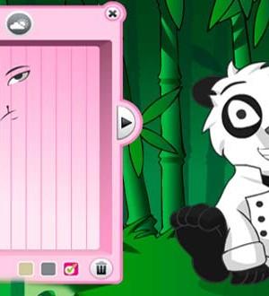 Viste al Panda
