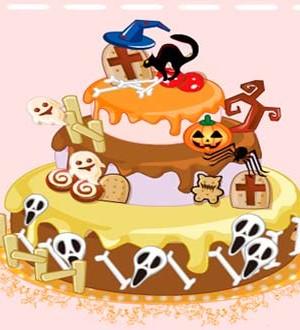 Diseña tu tarta de Halloween