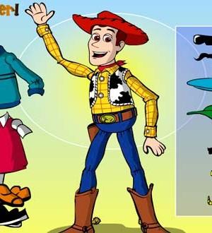 Viste a Woody como quieras