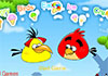 Angry Birds Eat Ice Cream