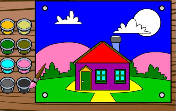 Bob house juegas peque juegas peque for Disena tu casa app