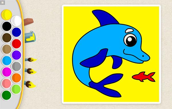 Colorear Animales 2