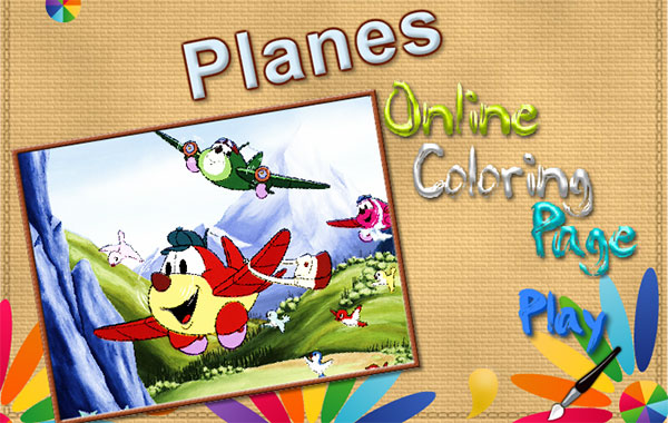 Coloring Plane