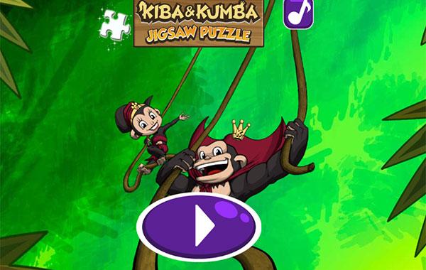 Puzzle Kiba y Kumba