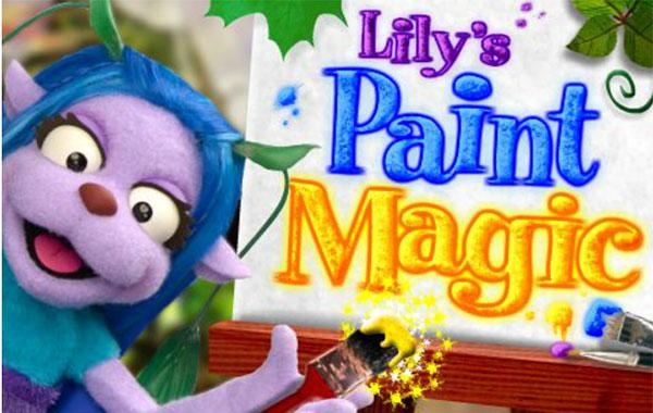 Lily Pizarra magica