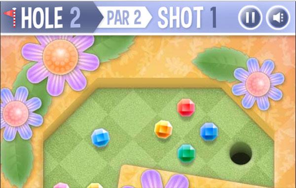 Mini Golf Garden