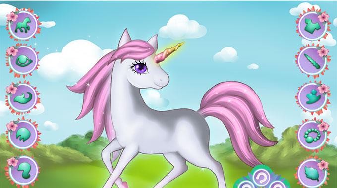 Vestir Unicornio