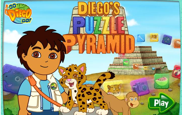 Diego piramide