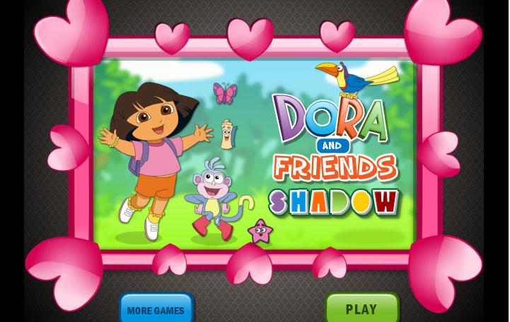 Dora shadows