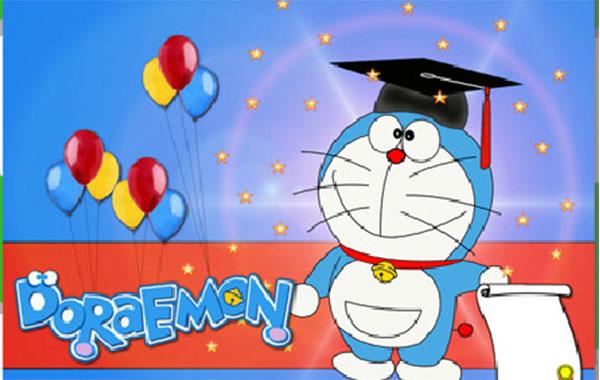 Doraemon graduado