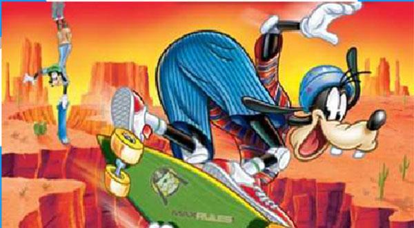 Goofy Skate
