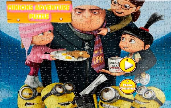 Puzzles Minions