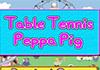 Peppa Pig Tenis