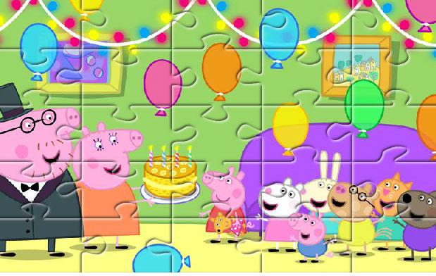 Puzzles Pappa Pig
