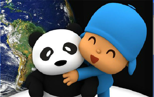 Pocoyo Panda