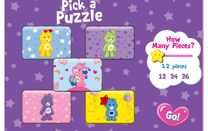 Puzzle party