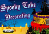 Spooky Halloween Cake